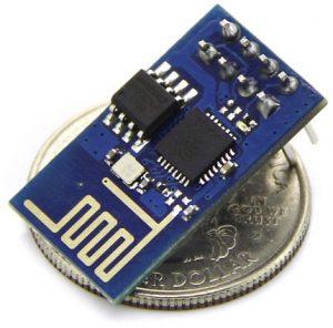 ESP8266_WiFi_module