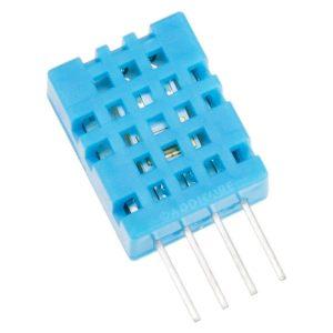 DHT11-temperature-humidity-sensor
