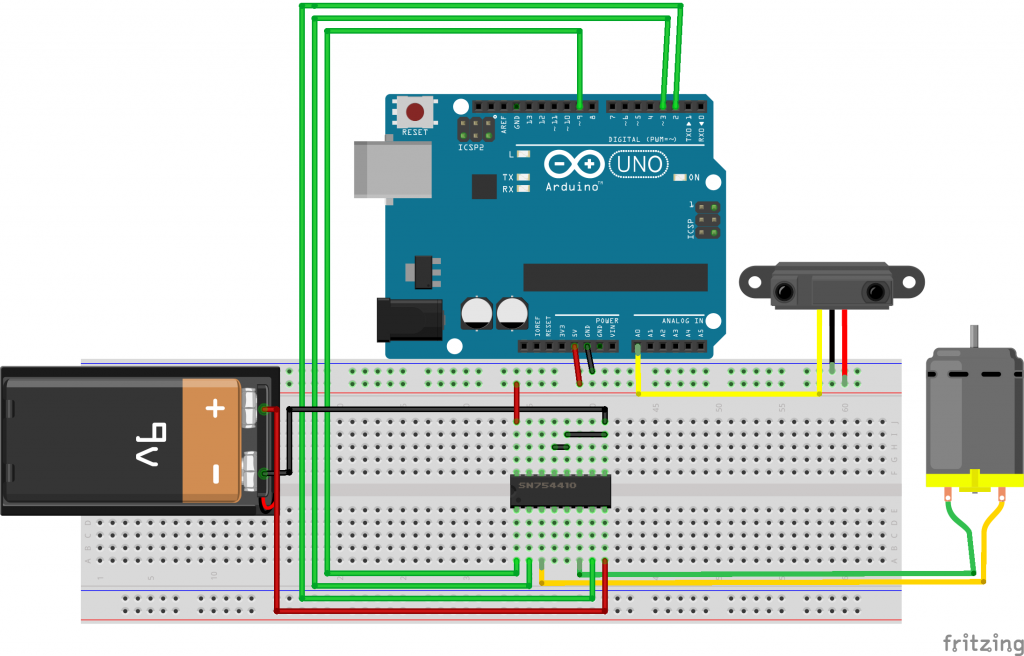 h-bridge-motor-control-driver-with-arduino